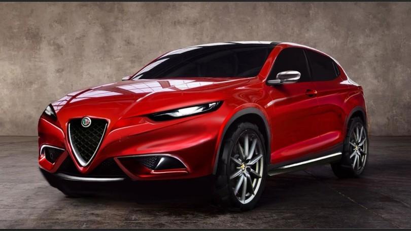 Der kleine SUV von Alfa Romeo